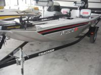 2013 Tracker PRO 165 Location: Port Charlotte FL US
