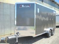 2013 Triton Trailers CT-147S / CT-147R In Stock Now!!