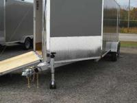 2013 Triton Trailers PR-187 Nicely equipped alum wheels