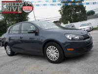 This 2013 Volkswagen Golf 2.5 L PREV 4Dr Hatchback