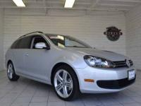 SAVE THOUSAND ON THIS 2013 TDI SPORTWAGEN!! Just in,