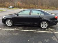 2013 Volkswagen Jetta TDI Premium with Navigation. One
