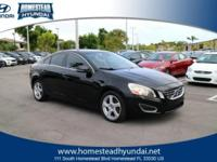 This 2013 Volvo S60 4dr Sdn T5 FWD is offered to you