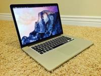 "This is the mid-2014 model of the 15"" MacBook Pro"