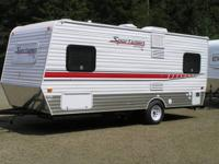 2014 19'Sportsmen classic travel trailer by KZ. only