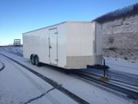 I am selling a beautiful 2014 24' Continental Cargo