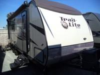 2014 TRAIL-LITE SPORTING ACTIVITY 25 FT REAR COOKING