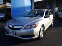 This outstanding example of a 2014 Acura ILX is offered