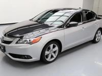 2014 Acura ILX with 2.4L I4 Engine,6-Speed Manual