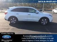 CARFAX One-Owner. Clean CARFAX. White Diamond Pearl