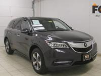 This 2014 Acura MDX SUV is offered to you for sale by