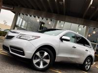 Looking for a clean, well-cared for 2014 Acura MDX?