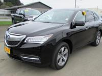 MDX trim. FUEL EFFICIENT 27 MPG Hwy/18 MPG City! CARFAX