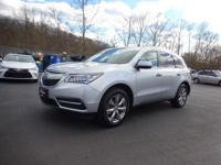 Clean CARFAX. CARFAX One-Owner. 2014 Acura MDX 3.5L V6