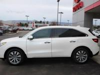 Options:  2014 Acura Mdx Tech Pkg|Additional Options