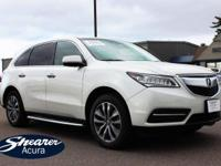 Load your family into the 2014 Acura MDX! Injecting