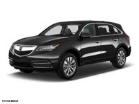 EPA 27 MPG Hwy/18 MPG City! CARFAX 1-Owner. Tech Pkg
