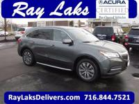 CARFAX 1-Owner, ONLY 25,138 Miles! EPA 27 MPG Hwy/18