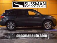 Options:  2014 Acura Mdx Sh-Awd With Technology