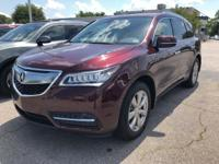 ***Bradshaw Acura*** Bluetooth, MDX 3.5L Advance Pkg