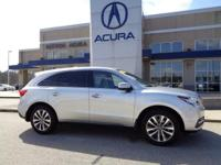 2014 Acura MDX 3.5L Advance Pkg w/Entertainment Pkg in