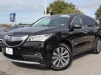 2014 Acura MDX Tech Pkg, Certified Pre-Owned Vehicle,