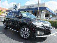 Load your family into the 2014 Acura MDX!  First and