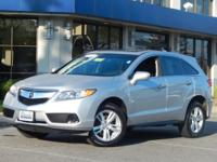THIS 2014 ACURA RDX IS LOADED WITH FEATURES INCLUDING