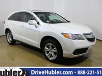 Hubler Certified, CARFAX 1-Owner, Excellent Condition.