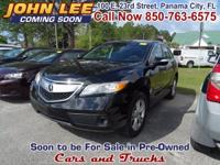 This 2014 Acura RDX has ample power, strong fuel