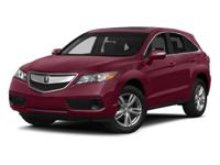 2014 Acura RDX AWD CLEAN CARFAX ONE OWNER, AUTOMATIC,