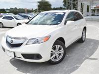 Take a look here at this luxurious 2015 Acura RDX! This