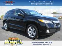 1 OWNER! This 2014 Acura RDX Technology Package is well