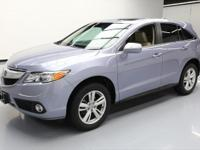 2014 Acura RDX with 3.5L V6 PGM-FI Engine,Automatic
