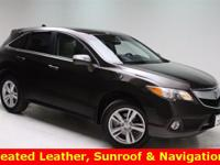 Moonroof / Sunroof**, Bluetooth**, Heated Leather