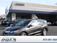 This outstanding example of a 2014 Acura RDX Tech Pkg