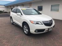 This 2014 Acura RDX Tech Pkg is offered to you for sale