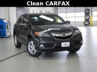 2014 Acura RDX Technology Package Dark Gray CARFAX