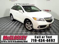 Technology Galore in this 2014 Acura RDX! All Wheel