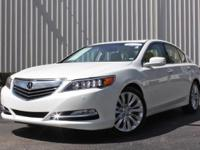 2014 Acura RLX, 28222 miles, Automatic, 3.5L Engine,