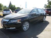 this 2014 Acura RLX  has gone through a stringent