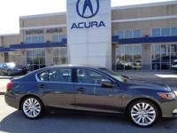 2014 Acura RLX in Graphite Luster Metallic, *SERVICES