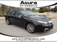 LIKE NEW 2014 Acura TL 3.5 Special Edition consists of