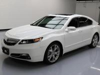 This awesome 2014 Acura TL 4x4 comes loaded with the