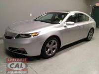 Options:  2014 Acura Tl 4Dr Sdn Auto Sh-Awd