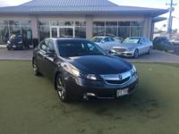 Check out this gently-used 2014 Acura TL we recently