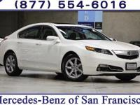 Clean CARFAX. 2014 Acura TL 3.5 w/Technology Package