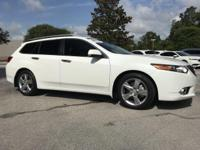 PREMIUM & KEY FEATURES ON THIS 2014 Acura TSX Sport