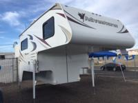 2014 Adventurer 86FB DRY WEIGHT 2205lb Interior Height