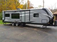 . All new ultralight travel trailers. 2014 versions now
